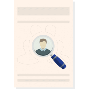Human Resources Consulting Icon
