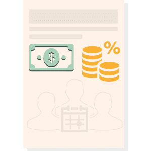 Personalized Corporate Personal Tax Planning Icon